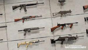 البنادق الهجومية في ببجي وأقوى أسلحة الإسقاط الشهيرة