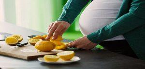 الليمون للحامل وأهم فوائده بشهور الحمل المختلفة