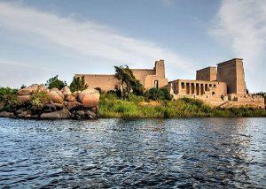 جزيرة تنجار أسوان…. السحر والجمال في نهر النيل